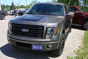 2014 Ford F-150 FX4 very nice condition ,loaded