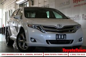 2013 Toyota Venza V6 AWD TOURING LEATHER NAVIGATION