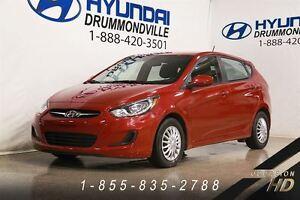 Hyundai Accent gl + garantie + sièges chauffants + 25 789 km + a