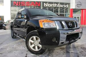 2013 Nissan Titan Crew Cab/ Power Package/ Tow Package/ Bluetoot