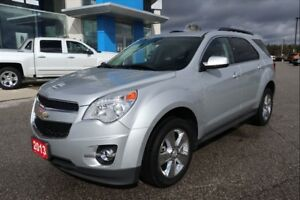 2013 Chevrolet Equinox 2LT - ALL WHEEL DRIVE - ONE OWNER SOLD HE