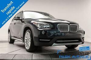 2014 BMW X1 xDrive28i TOIT PANO