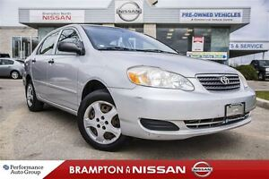 2005 Toyota Corolla CE *Power package*