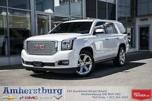 2016 GMC Yukon Denali - LEATHER, NAVIGATION, DVD PLAYER!