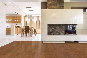 Cork Flooring As Sound Proofing, Thermal Insulation, Keep Your Home Warmer In Winter And Cooler In Summer