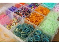 Box of loom bands