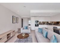 AMAZING BRAND NEW 2 BED 2 BATH APARTMENT IN CANADA WATER SE16 CLAREMONT HOUSE