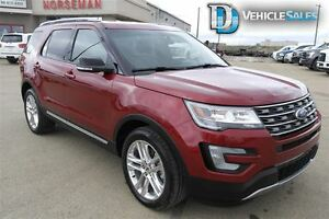 2016 Ford Explorer XLT, AWD, Nav, Leather