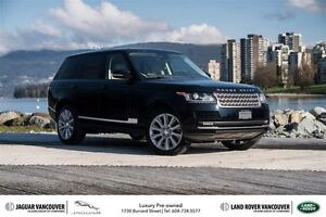 2014 Land Rover Range Rover V8 Supercharged Sale!