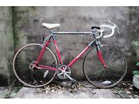 PEUGEOT SPRIT, vintage racer racing road bike, 24 inch, 12 speed