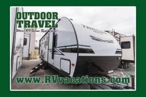 2019 FOREST RIVER TRACER 25RBS
