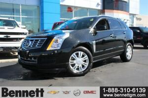 2015 Cadillac SRX Luxury - AWD, Heated Seats, Safety Package