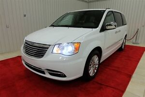 2014 Chrysler Town & Country Limited CUIR GPS DVD/BLUERAY TOIT O