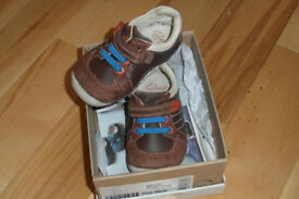 Clarks' Tiny Myle First Shoes