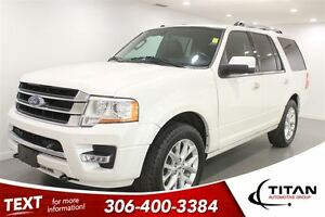 2016 Ford Expedition Limited|Auto| Fully Loaded|Low Kms|Must See