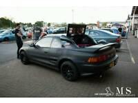 Toyota MR2 Turbo JDM SW20 Rev 2