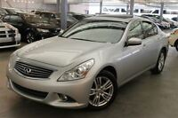 2010 Infiniti G37 LUXURY 4D Sedan AWD