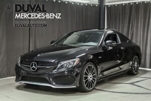 2017 Mercedes-Benz C43 AMG / DRIVER'S PACKAGE