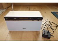 Sony DAB/FM Digital Radio - ideal for kitchen or office - excellent condition
