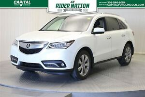 2016 Acura MDX Elite Pkg AWD **New Arrival**