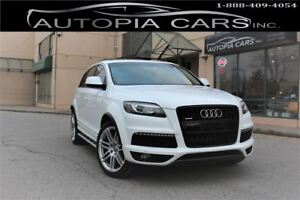 2010 Audi Q7 4.2 /S-LINE/ NAVIGATION/BACKUP CAMERA