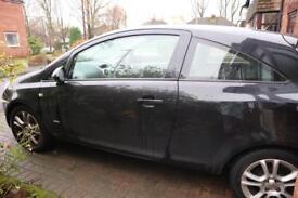 Black Corsa 1.2 2008