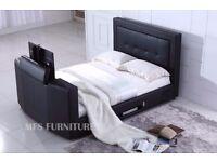 MILTON KEYNES - DOUBLE & KING SIZE TV BED DEALS - TV BEDS - MEMORY FOAM MATTRESS - DELIVERED FAST
