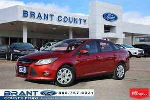 2012 Ford Focus SE - ONE OWNER, SOLD HERE!