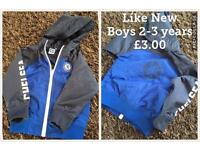 Various Boys Clothes