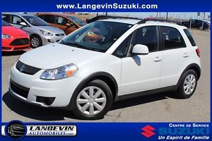 2012 Suzuki SX4 AWD/AUTOMATIQUE