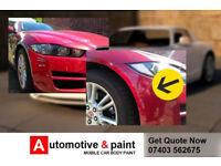 Car Body Paint Repair
