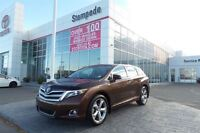 2013 Toyota Venza V6 AWD Touring w/Leather, sunroof and bluetoot