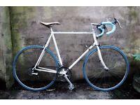 HOLDSWORTH CRITERIUM, 24.5 inch XL size, Reynolds 501, vintage racer racing road bike, 10 speed