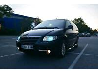 Chrysler grand voyager 2.8crd prefect condition