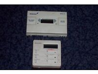 2 x 2 CHANNEL HEATING/ HOT WATER PROGRAMMERS.