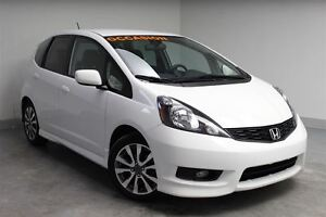 2014 Honda Fit Sport+MAGS+A/C+BLUETOOTH