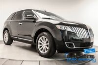 2011 Lincoln MKX TOIT PANO, INT. MARRON