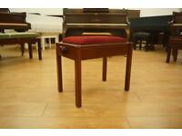 John Austin adjustable piano stool