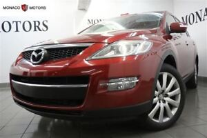 2007 Mazda CX-9 SUNROOF LEATHER ELECT SEATS 7 PASSENGER
