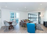 LUXURY FURNISHED 2 BEDROOM 2 BATH APARTMENT IN WIVERTON TOWER ALDGATE PLACE ALDGATE E1 THE CITY