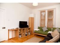 Light and airy one bedroom residence in popular Bruntsfield. SHORT TERM LET (1-3 months)