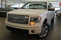 2013 Ford F-150 LIMITED Supercrew SWB 4WD