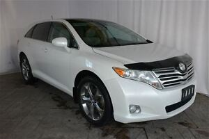 2010 Toyota Venza V6 WITH POWER MOONROOF
