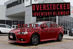 2015 Mitsubishi Lancer OverStockSale! $160 B/W ALL IN!