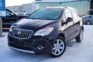 2014 Buick Encore Leather AWD | Sunroof | Heated Seats & Wheel