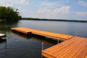 Floating Cedar Docks For Sale Kingston Kingston Area image 4