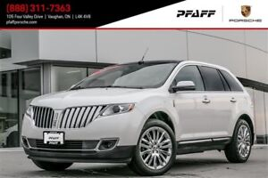 2013 Lincoln MKX 4D Utility AWD Navi | Roof