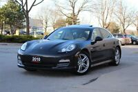 2010 Porsche Panamera 4S 3D NAVIGATION+REAR VIEW CAMERA