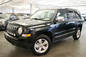 2011 Jeep Patriot NORTH 4D Utility 4WD