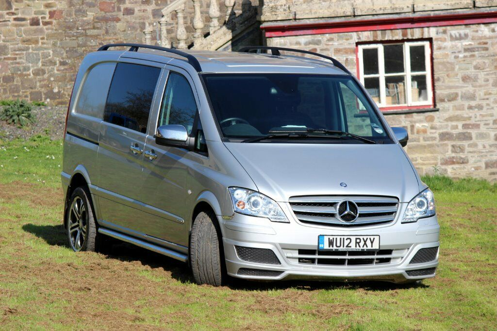 mercedes vito 122 cdi sport x dualiner compact brabus 5 seat 3 0 v6 224bhp in chulmleigh. Black Bedroom Furniture Sets. Home Design Ideas